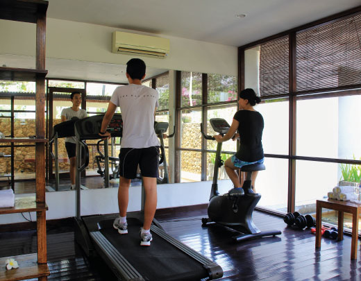 gym in bali