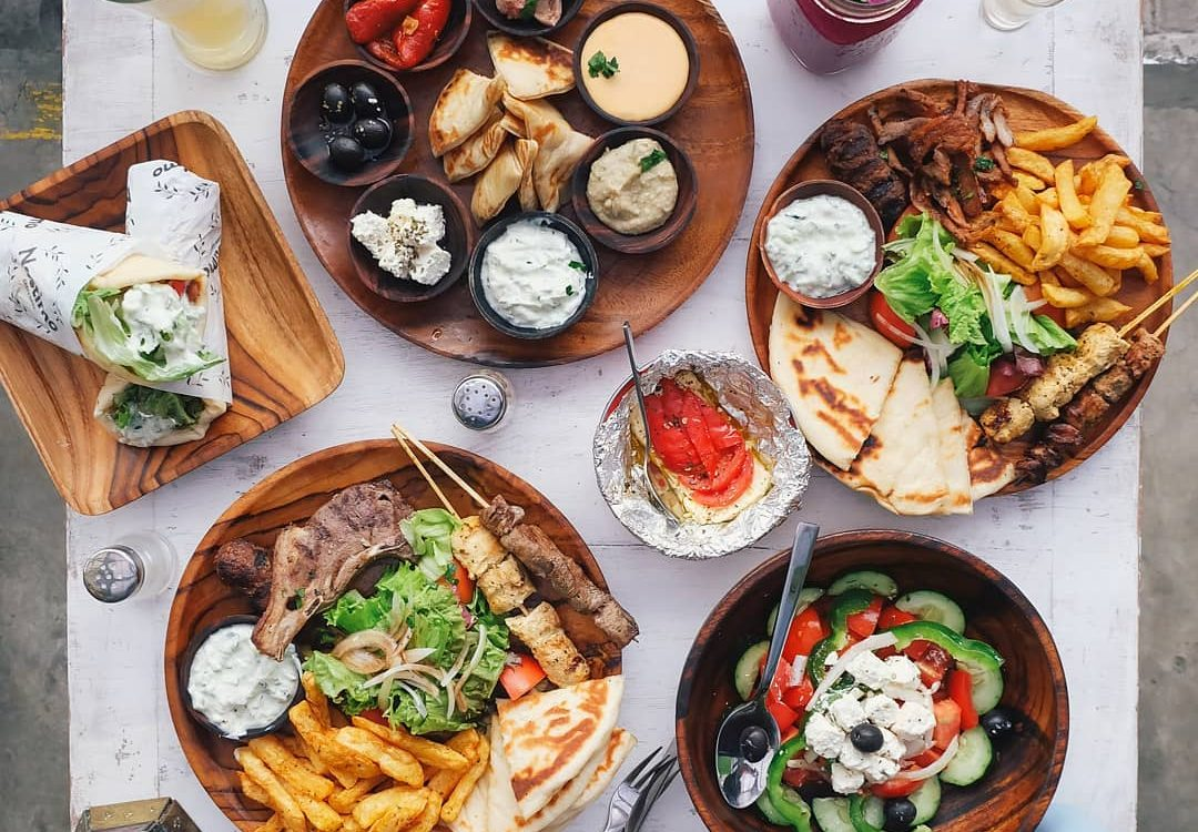 GREEK RESTAURANTS AROUND SEMINYAK AREA